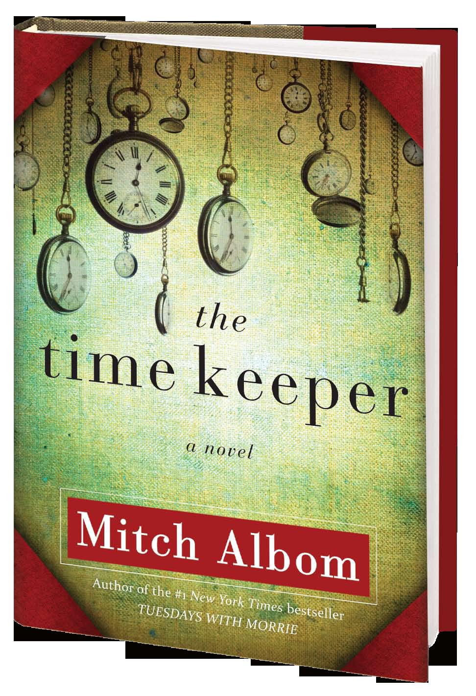 bol.com | The Time Keeper (ebook), Mitch Albom ...