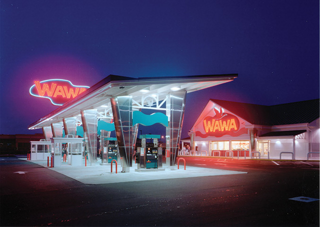 extra cool Wawa - Wildwood, NJ
