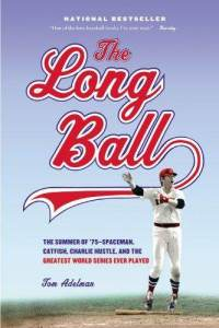 long-ball-tom-adelman-paperback-cover-art
