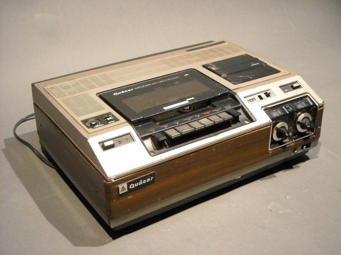 QUASAR VHS VH5020RW CASSETTE RECORDER A129 - 3