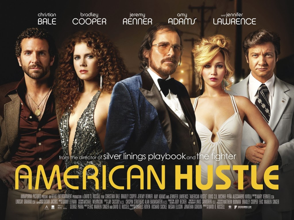 film analysis american hustle We crunched the numbers to find out which mcu movie is most popular for imdb movie fans in 40 countries title: american hustle (2013.