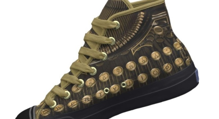 typewriter shoes1