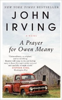owen meany, john irving