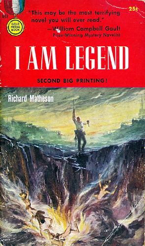 i am legend book synopsis