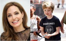 Jolie removes daughter's teeth