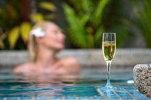 champagne-near-swimming-pool-background-beautiful-woman-relax-42366433