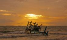 Otres-Beach-Shipwreck